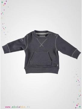 eloisbody-Sweatshirt-garcon-gris-fdgris