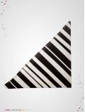 Lange / foulard Stripe
