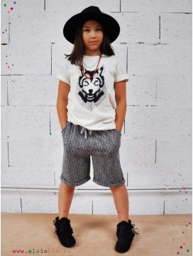 "T-shirt ""Wolf"" collection Nali"
