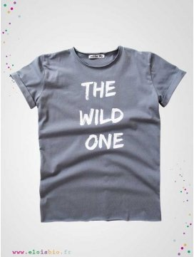 "T-shirt ""The Wild One"" collection Nali"