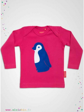 T-shirt enfant Ruby le Pingouin