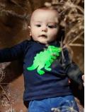 T-shit enfant Pino le Dino