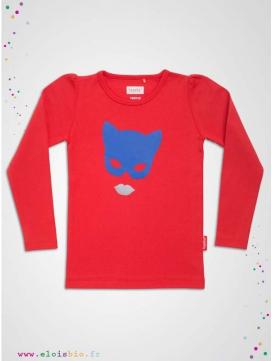 T-shirt fille Cat Woman