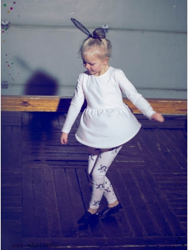 "Tshirt enfant ""ballerine"""