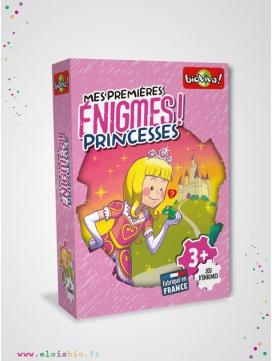 Mes premières énigmes - Princesses