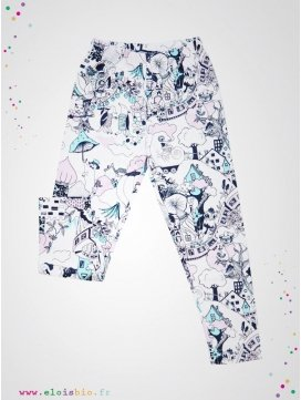 "Leggings enfant ""The Valley"""