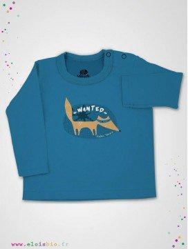 """T-shirt enfant """"Maître Renard"""""""