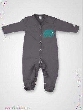 "Pyjama bébé et enfant ""Éléphant"""