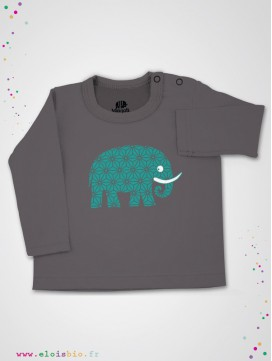 """T-shirt enfant """"Éléphant"""""""