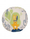 Coussin rond Lapinou Sioux
