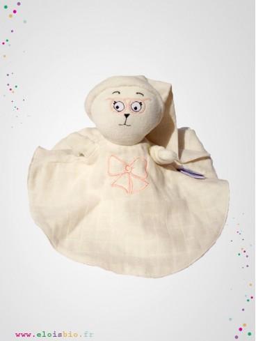 Doudou Marionnette Lili personnalisable