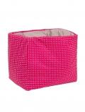 eloisbio-maxi cube etoiles de rangement jouets prisci