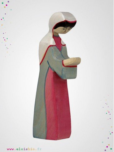 Marie en bois