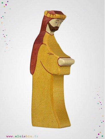 Joseph en bois
