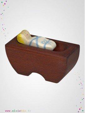 Enfant Jésus en bois