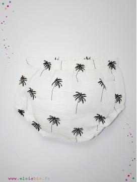 Bloomer Henri - imprimé palmiers