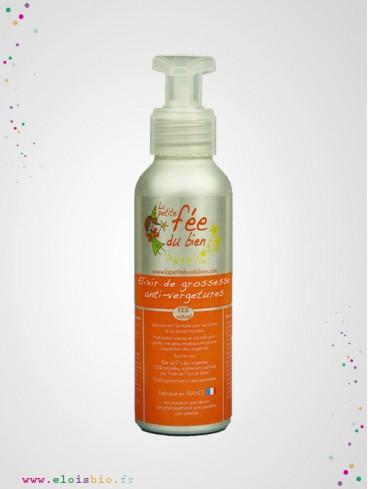 Elixir de grossesse anti-vergetures