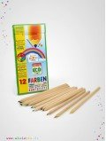 Crayons de couleur pointes 2mm