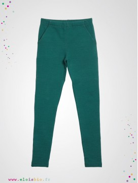 Pantalon Chino - Moss Jacquard