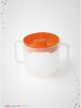 Tasse bec verseur avec couvercle