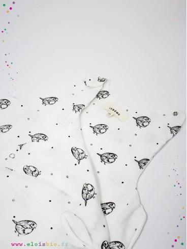 Gigoteuse Jenny - imprimés Oiseaux
