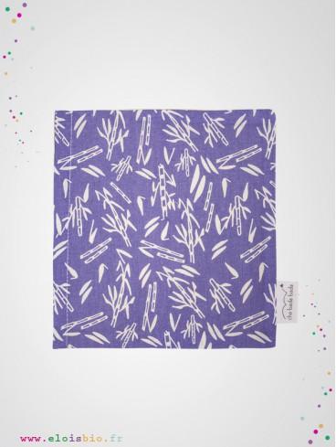 Bouillotte sèche imprimé Bambou