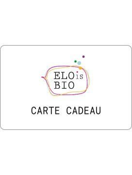 Carte cadeau ELOisBIO