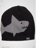"Bonnet en laine ""sharky"""