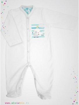 "Pyjama bébé et enfant ""Mini-Éléphant"""