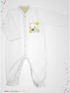 """Pyjama bébé et enfant """"Mini-Ballerine"""""""