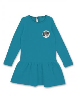 eloisbio-rb1415 minizabi robe interlock bleu