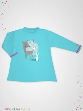 "T-shirt enfant ""Mini-Biche"""