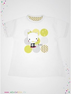 "T-shirt enfant ""Mini-Ballerine"""