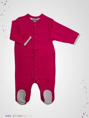 eloisbio-pyjama-rouge-framboise-bebobio