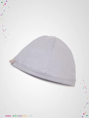 eloisbio-bonnet cool grey bebobio