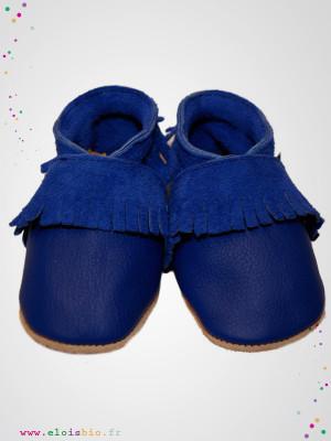 eloisbio-chausson indian bleu bellio