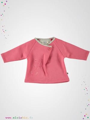 eloisbody-Sweatshirt-fille-rose-fdgris